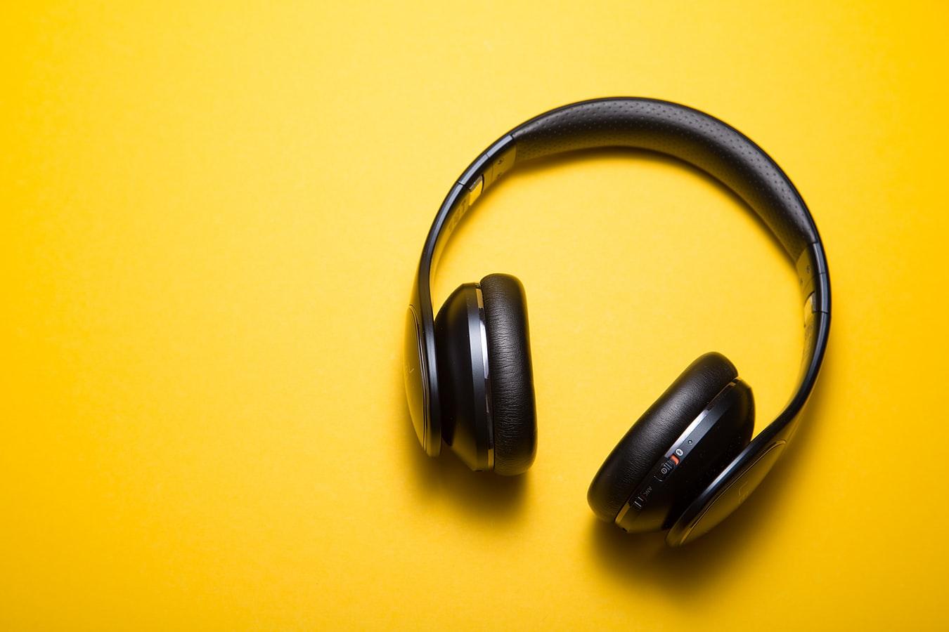 Trådløse høretelefoner med bluetooth