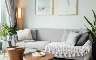 Få naturen ind i boligen med akustikpaneler med trælameller