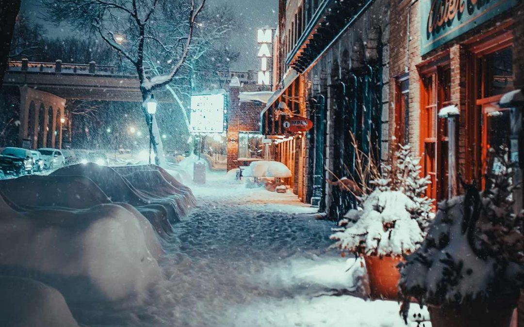 Er du forberedt på en hård vinter?
